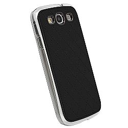 Krusell 89682 Avenyn Mobile UnderCover for Samsung Galaxy S III / S3 - Black