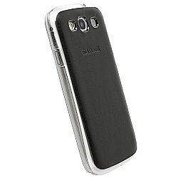 Krusell 89685 Donso Mobile UnderCover for Samsung Galaxy S III / S3 - Black