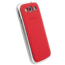 Krusell 89686 Donso Mobile UnderCover for Samsung Galaxy S III / S3 - Red