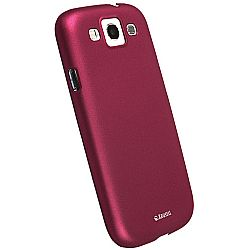 Krusell 89687 ColorCover for Samsung Galaxy S III / S3 - Pink