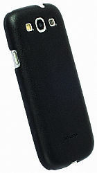 Krusell 89688 BioCover for Samsung Galaxy S III - Black
