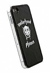 Motorheadphones 89696 Metropolis Undercover for Apple iPhone 4 / 4S - Black/White