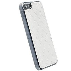 Krusell 89727 Avenyn Mobile UnderCover for NEW iPhone 5/5s - White