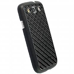 Krusell 89747 AluCover Case for Samsung I9300 Galaxy S III - Black