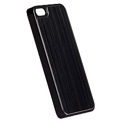 Krusell 89751 AluCover Aluminium Case for iPhone 5/5s - Black Plain