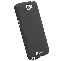 Krusell 89773 ColorCover Slim Case for Samsung Galaxy Note II - Black