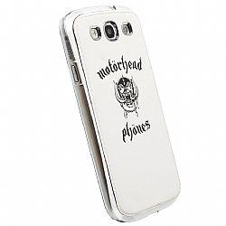 Motorheadphones 89775 Metropolis Undercover for Samsung Galaxy S III - White/Black