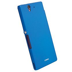 Krusell 89801 ColorCover Slim Case for Sony Xperia Z - Blue