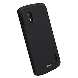 Krusell 89812 ColorCover Slim Case for LG Nexus 4 - Black