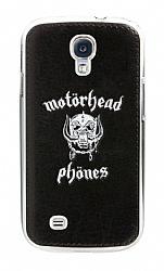 Motorheadphones 89847 Metropolis UnderCover for Samsung Galaxy S4 - Black/White