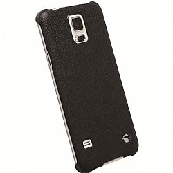 Krusell 89959 Malmo TextureCover for Samsung Galaxy S5 - Black