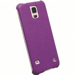 Krusell 89961 Malmo TextureCover for Samsung Galaxy S5 - Purple