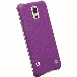 Krusell 89961 Malmo TextureCover for Samsung Galaxy S5 - Purple