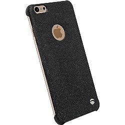 Krusell 90014 Malmo TextureCover for Apple iPhone 6 Plus - Black