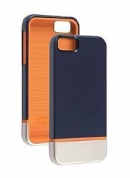 Body Glove Icon Hybrid Case for Apple iPhone 5 - Blue/Silver
