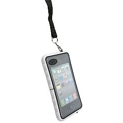 Krusell SEaLABox Universal Waterproof Case for iPhone 4/4S and other Smartphones - White
