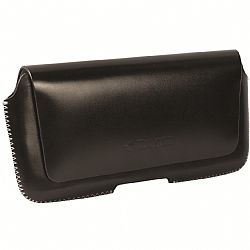 Krusell 95559 Hector 4XL Leather Pouch for Galaxy S5, LG Nexus 5, HTC One (M8) - Black