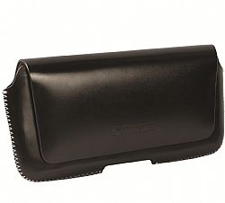 Krusell 95560 Hector 5XL Leather Pouch for Samsung Galaxy Note 2 / Note 3 - Black