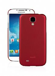 Moshi iGlaze Ultra Slim Case For Samsung S4 Red