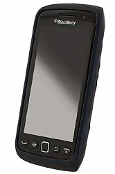 BlackBerry Torch 9860/9850 Soft Shell (Blue)