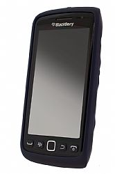 BlackBerry Torch 9860/9850 Soft Shell (Purple/Black)