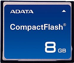 ADATA Speedy 8 GB CompactFlash Card ACF8GZR