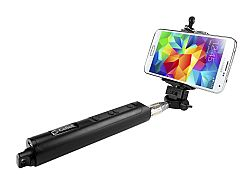 Cellet Extendable Wireless Self Portrait Selfie Handheld Monopod for Smartphones and Cameras