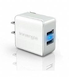 Innergie mMini Dual AC 15W Mobile Power Wall Adapter