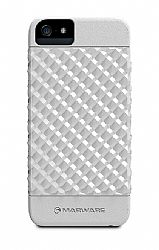 Marware rEVOLUTION Case for New iPhone 5 (White Sea)