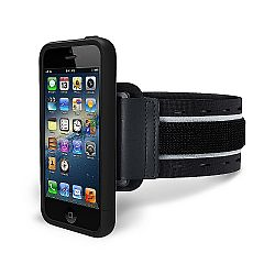 Marware Sportshell Convertible 4 in 1 Case for New iPhone 5 (Black)