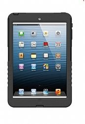 Trident Aegis Case for Apple iPad Mini - Black/Black