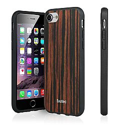 Evutec - Evutec Wood AER Case for iPhone 7 in Ebony