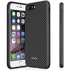 Evutec Karbon AER Case for iPhone 7+ in Black