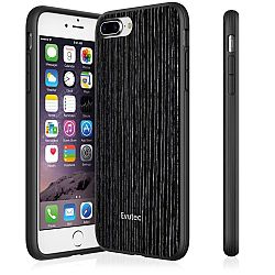 Evutec - Evutec Wood AER Case for iPhone7+ in Black Apricot