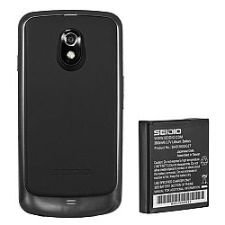 Seidio Innocell 3800 Extended Life Battery with NFC for Samsung Galaxy Nexus for Verizon (SCH-i515) OPEN BOX