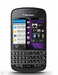 Blackberry Q10 Smartphone Black Unlocked Import (3G 850MHz AT&T) OPEN BOX