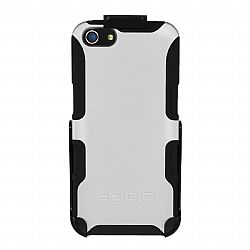 Seidio Active Case / Holster Combo for The New iPhone 5 (Gloss White)