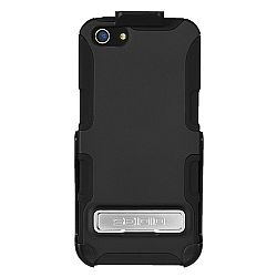 Seidio Active Case / Holster Combo with Kickstand for The New iPhone 5 (Black)