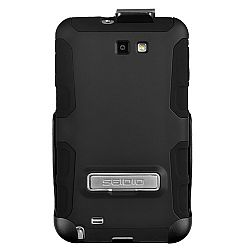 Seidio Active Combo Holster and Case (w/ Kickstand) for Samsung Galaxy Note (Black) OPEN BOX