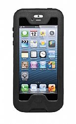 Seidio Obex Waterproof Case / Holster Combo for Apple iPhone 5 - Black
