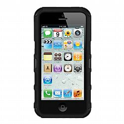 Seidio Convert Rugged Case / Holster Combo The New iPhone 5 (Black) OPEN BOX