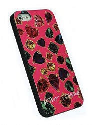 Betsey Johnson Fashion Case for iPhone 5 - Gems