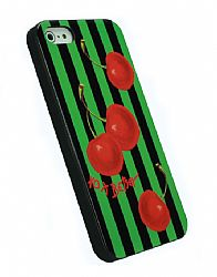 Betsey Johnson Fashion Case for iPhone 5 - Cherries