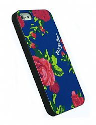Betsey Johnson Fashion Case for iPhone 5 - Rosey Posey