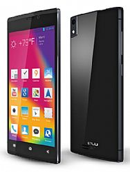 BLU Vivo IV D970 (3G 850MHz AT&T) Black Unlocked Import