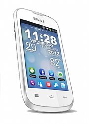 BLU Dash 3.5 Android Dual Sim Smartphone D170a White (3G 850/ 1900 MHz AT&T) Unlocked Import