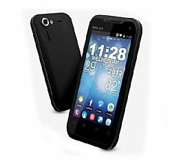 BLU Elite 3.8 Android Smartphone (3G 850 /2100 MHz) Black Unlocked Import