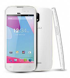 BLU Neo 4.5 Dual Sim (3G 850MHz AT&T) White Unlocked Import