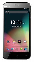 BLU Dash 5 Dual-SIM (3G 850MHz AT&T) Grey Unlocked Import