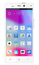 BLU Life Pure 32GB (3G 850MHz AT&T) White Unlocked Import